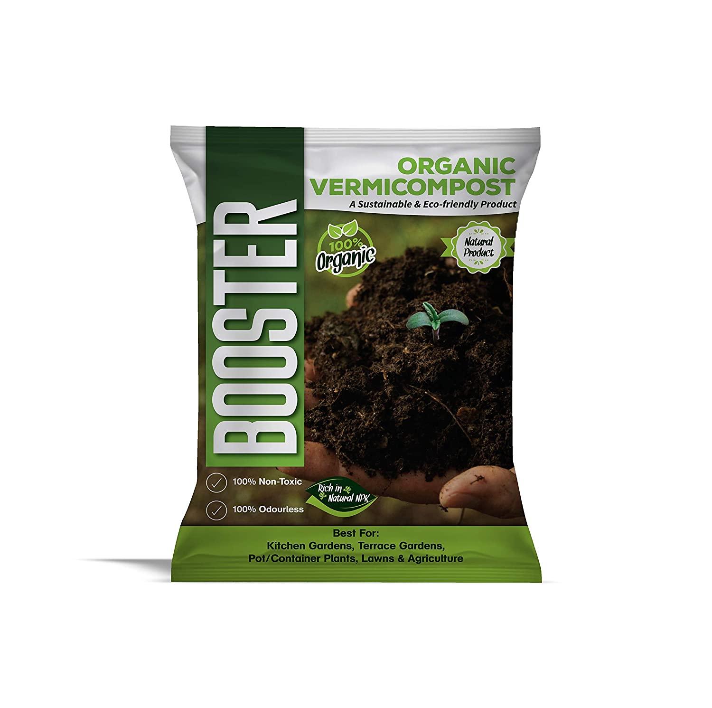 Booster organic vermicompost: